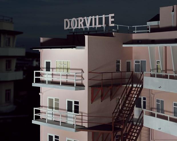 Stephen Monger, Dorville Hotel, 2014