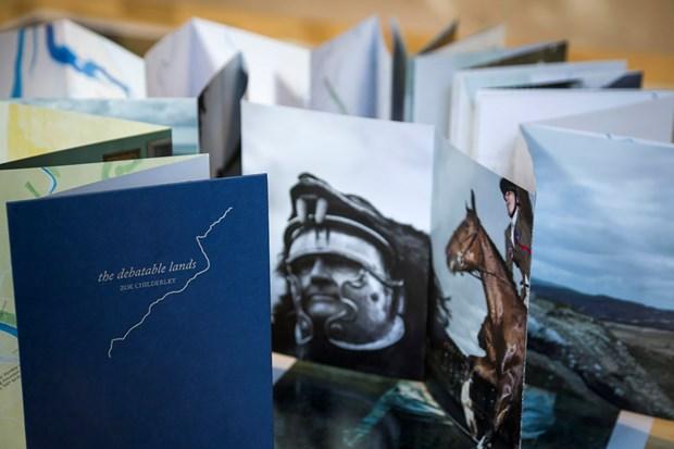 The Debatable Lands Book