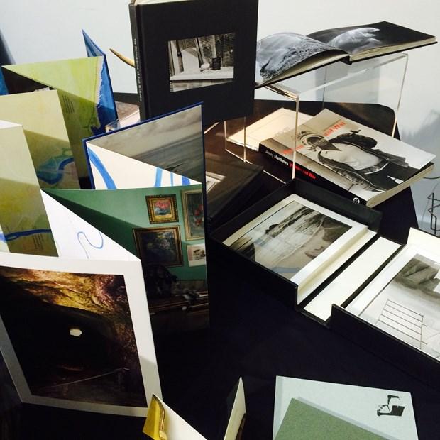 Artist book fairs with A&E Photobooks