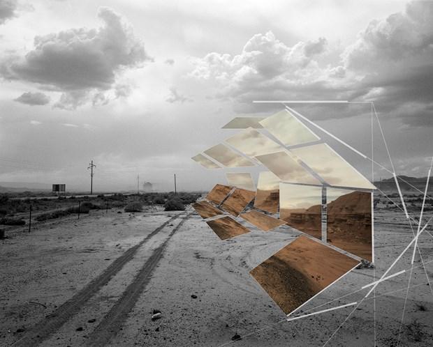 Zoe Childerley, Constructivist view II, 2014