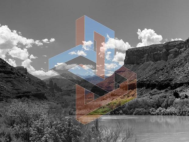 Impossible Mesa, Colorado River, Utah