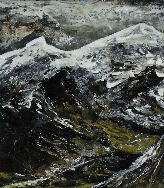 Paintings from the Edge : The Highlands