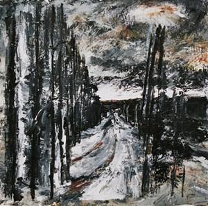 The Woodpecker. Auschwitz - Birkenau