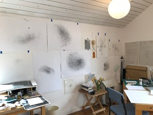 Artist Residency @ the Booth, Shetland, by Sue Corr