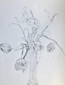 Tulips Alive, by Sue Corr