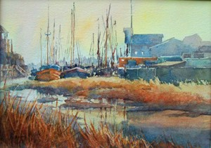 Watercolour Taster Class, by Diane Roberts