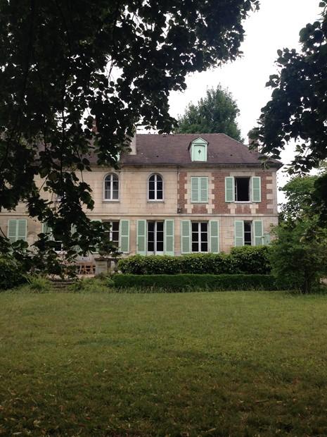 En Place - Chateau de Sacy