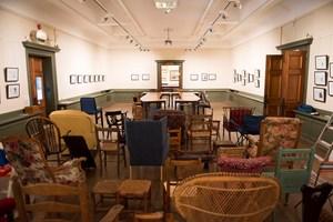 Seat, by Pippa Hale