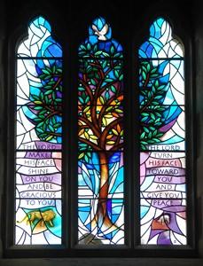 St. Mary's Church, Yapton, West Sussex, by Derek Hunt