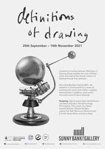 Definitions of Drawing, by Sabine Jeanne Bieli