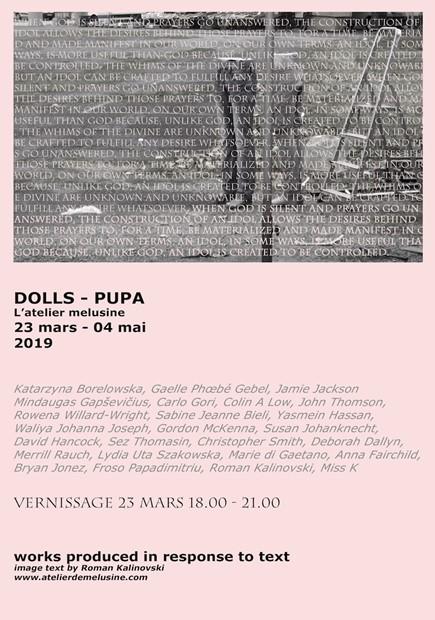 Dolls - Pupa