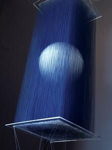 Blue Moon, by Sabine Jeanne Bieli