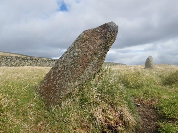 Deep mapping a historic landscape:  Bwlch  y Ddeufaen, North Wales.