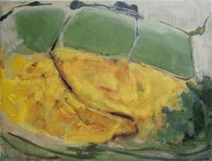The path through the gorse, by Alison Craig