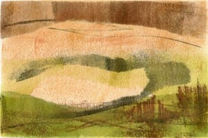 Landfragment 27, by Alison Craig