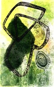 Gwenfaen's stones, by Alison Craig