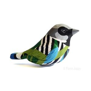 Sparrow 28, by Fiona Jappy