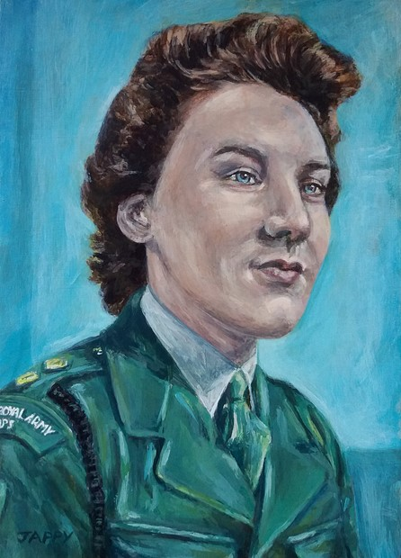 Women's Royal Army Corps (Portrait 10)