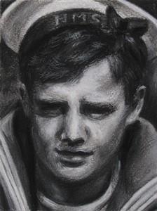 Sailor (Portrait 4), by Fiona Jappy
