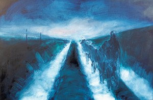 Shadow Walkers - Windover Hill, by Melanie Rose