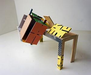 Table 1, by David Kirshner