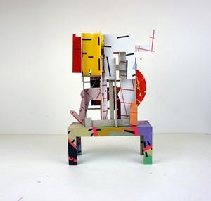 Table Piece 1, by David Kirshner