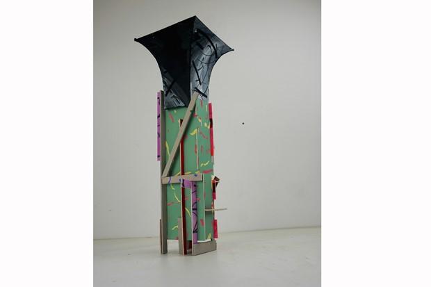 speakers [maquettes] - Credit: David Kirshner