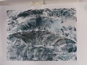 Ocean Print Series
