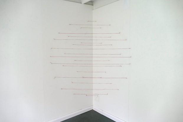 Untitled wool circle