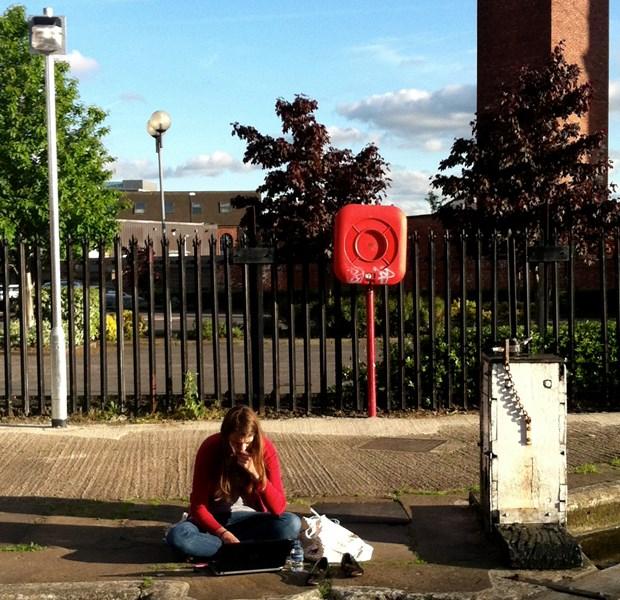 Leed Art Walk (Red)