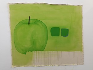 Yellow Bellies (green apple), by Rachel Magdeburg