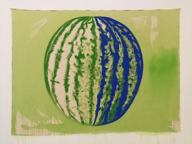 Yellow Bellies (Melon blue/green)