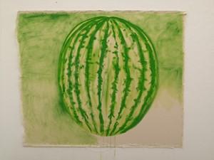 Yellow Bellies (Melon), by Rachel Magdeburg