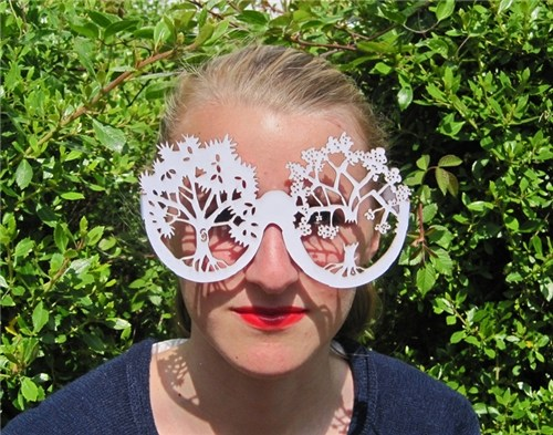 See-Saw Glasses