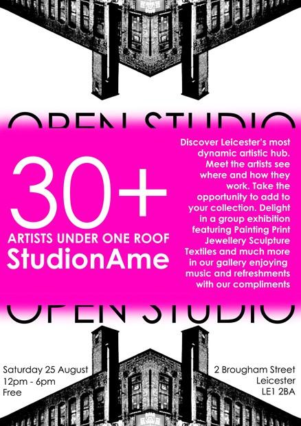 StudionAme Open studio