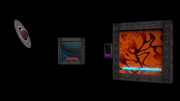 Inter Galactic Art Instalation