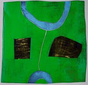 Green Field, by Simon Ripley