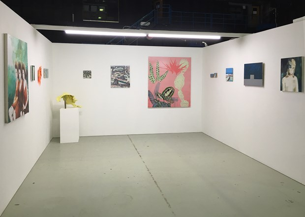 LLE @ THE MANCHESTER CONTEMPORARY - 2016
