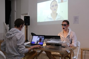 HOW ARE YOU? #Sergina's Participatory Soap Opera about Wrestling with Wellbeing in the Digital Age (2019), by Elly Clarke