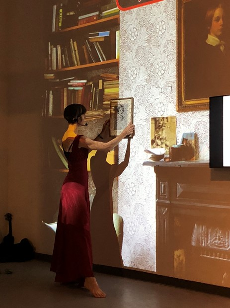 A Class(y) Lecture by Elly Clarke, Galerie Wedding, Berlin, November 2018