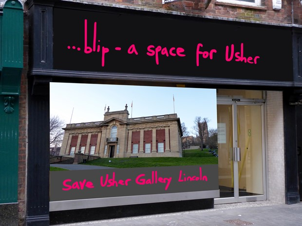 Save Lincolnshire's Usher Gallery