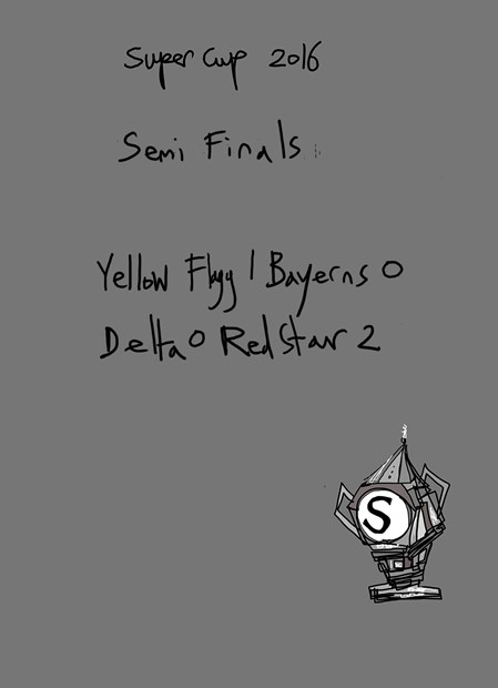 The Super Cup 2016: Semi Finals