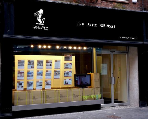 ...blitz - a space for art?