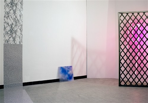 The Frame (Installation view)