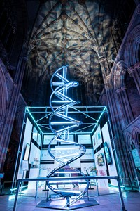 The Laboratory / DNA, by Peter Walker