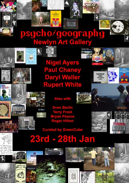 PSYCHO/GEOGRAPHY