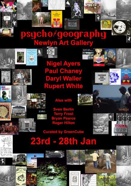 PSYCHO/GEOGRAPHY
