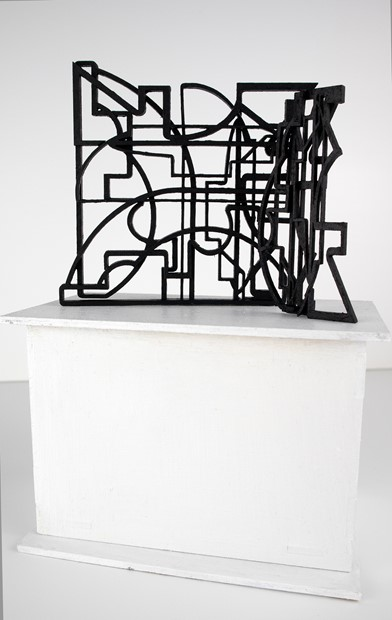 'Monument to the Realisation of a Perceived Motivation' (maquette).
