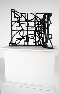 'Monument to the Realisation of a Perceived Motivation' (maquette), by Gary Williams