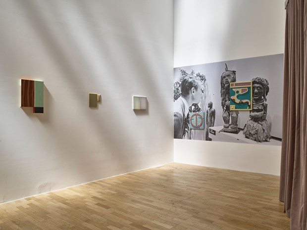 The London Open at the Whitechapel Gallery - Credit: image courtesy Whitechapel Gallery. Photo: Stephen White